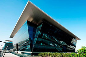 Headquarters Building Contact Global HDS Hotel Consultancy Dubai